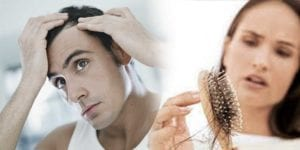 National Hair Loss Month